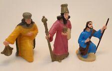 Starlux La Crib Of 3 Wise Men Plastic Mint