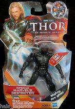 Marvel studios (univers) inferno destroyer neuf! thor/avengers/iron man