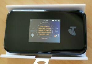 Telstra 5G Wi-Fi Pro (ZTE MU500) 5G mmWAVE & sub 6GHz 4G CAT20 WiFi 6 + LAN Port