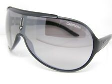 Stunning Carrera Sunglasses 26 BIL BLKSHN Black Authentic Large Shades New
