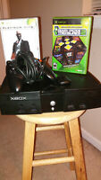 Xbox with Cords,Contoller and 3 Games