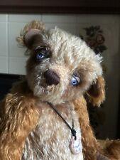 """Jo Bears - Mohair Bear - Artist Mohair Bear - OOAK Collectable Bear - Large 18"""""""