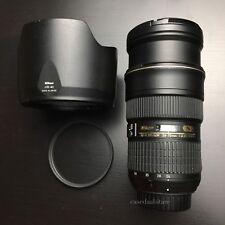 Nikon 24-70mm f/2.8 * USA Model * AF-S G AS SWM IF N ED M/A NIKKOR Lens AF S