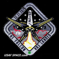 AUTHENTIC SPACEX - THE FALCON HAS LANDED - 12-21-2015 - FALCON 9 SPACE PATCH
