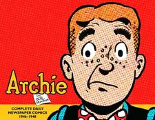 Archie The Complete Daily Newspaper Comics 1946-1948 Bob Montana Betty Veronica