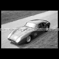 #pha.009410 Photo MASERATI 450 S COSTIN ZAGATO COUPE 1957 Car Auto