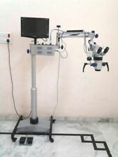 Ent Operating Microscope 5 Step Lcd Camera Motorized Age011