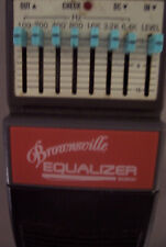 Brownsvill 500 equalizer guitar pedal