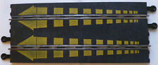 Scalextric Classic Track C160 Standard Straight Yellow Arrows 1/32 Slot Car