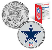 DALLAS COWBOYS  NFL JFK Kennedy Half Dollar US Coin  *Officially Licensed*