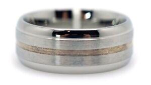 New, Scott Kay Mens Cobalt BioBlu 9mm Wedding Band Ring Unity C3020 Size 10