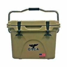 ORCA Tp020orc 20 Quart Tan Extra Heavy Duty Cooler