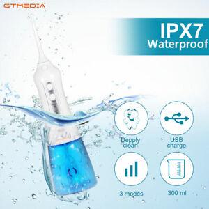 IDROPULSORE DENTALE PROFESSIONALE per la pulizia denti orale pulitore portatile