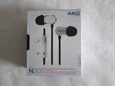 AKG N20U Hochwertiger In-Ear Kopfhörer mit Gewirrfreiem Cord-Kabel