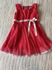 EUC American Girl size 6 Dress Pretty Pink
