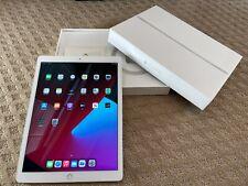 Apple iPad Pro 1st Gen. 128GB, Wi-Fi   4G (Unlocked), 12.9 in - Silver