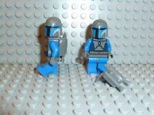 LEGO® Star Wars 2x Figur Mandalorian Trooper Jetpack sw0296 aus 7914 9525 K86