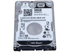 "Western Digital Blue 500 GB 7200 RPM 2.5"" WD5000LPLX  Laptop Hard Drive DISC"