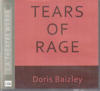 Doris Baizley Tears Of Rage 2CD Audio Book LA Theatre Works Vietnam War Drama