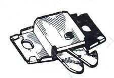 Gancio chiusura posteriore Fiat 124 - 128