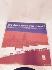 HERB ALPERT'S TIJUANA BRASS * VOLUME 2 - LP/VINYL