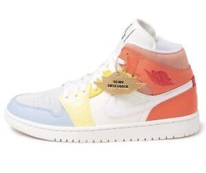 BNWB - Nike Air Jordan 1 Mid  Size UK 8 - Dead-Stock