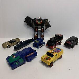 GoBots Lot Transforming Robots Vintage Mc Toy Buddy L Transformers Ko Rare🔥