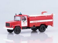 Scale truck model 1:43, GAZ-3307 AC-30