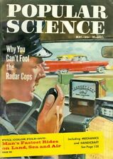 1959 Popular Science Magazine: Why You Can't Fool the Radar Cops/Fastest Rides