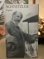Opere - Schnitzler Arthur - Meridiani No Edicola - Mondadori - 1995