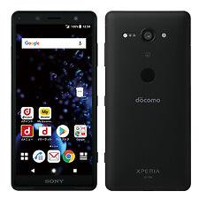 New Docomo Sony Xperia XZ2 Compact SO-05K Black Android Unlocked JAPAN EMS F/S