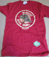 Mens / Ladies / Unisex Mickey Finn Liquor T-Shirt Size Medium    NEW