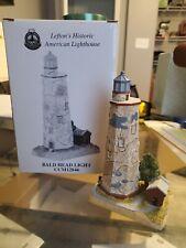 Lefton's Historic American Lighthouse, Bald Head Light NC, 2000