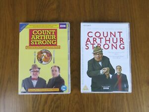 Count Arthur Strong DVD's Complete Series 1 and 2