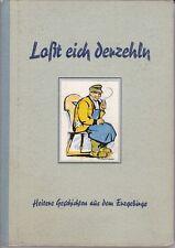 Loßt eich derzehln, Heitere Geschichten aus dem Erzgebirge, 1954