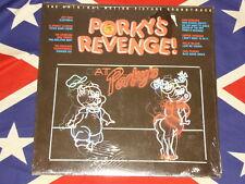 PORKY'S REVENGE   Soundtrack LP 1985