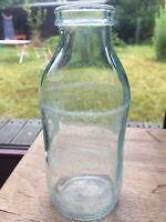 alte Vtg DDR Vintage Milchflasche Konsum 0,5 Liter Ostalgie GDR Milk Bottle