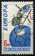 Czechoslovakia 1992 SG#3059, Europa, Europe In Space Used #D53267