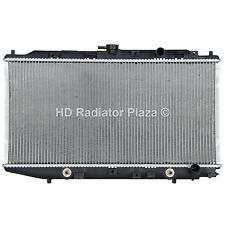 Radiator Replacement For 88-91 Honda Civic CRX 1.5L 1.6L 2DR 3DR 4DR 5DR New