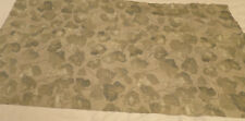 "Pair Window Valance Kitchen Curtain Shades of Ivy Green Leaves   84"" Wide X 15"""