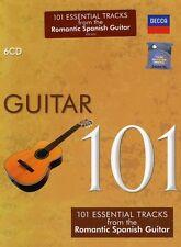 Various Artists - 101 Guitar [New CD]