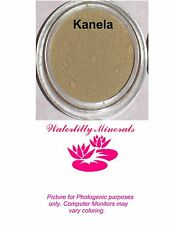 Kanela Minerals Bare Makeup Foundation #4.53 Medium Tan Full Size New/Sealed