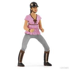 Junge Reiterin fashion Hose grau 9 cm Pferdewelt Papo  52006