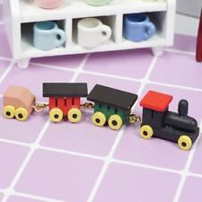 1:12 Puppenhaus Puppenstube Holzzug Zug Dekozug