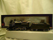 AHM Logging and Mining Steam Engine - custom weathered, painted - lot 4 - HO