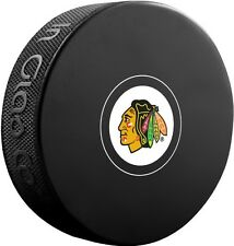 Chicago Blackhawks Official NHL Souvenir Autograph Hockey Puck by SHER-WOOD