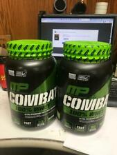 2X MusclePharm Combat Protein Powder 4lbs Cookies & Cream FREE SHIPPING BLOWOUT