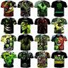 Women Men 3D Casual T-Shirt Print Shirt Short Sleeve Hulk The Avengers Tops Tee