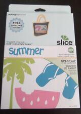 NIP Slice Making Memories Design Card 33745 Summer HTF