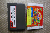 "Intro Dondon! ""Very Good Condition"" Sega STV Arcade Game Japan"